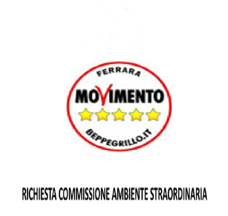 RICHIESTA COMMISSIONE AMBIENTE STRAORDINARIA