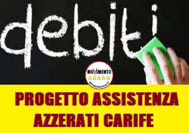 PROGETTO ASSISTENZA AZZERATI CARIFE