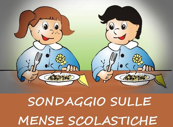 SONDAGGIO MENSE SCOLASTICHE